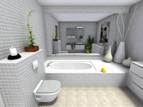 Inspirasjon, råd og ideer   baderingen