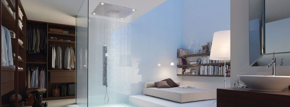 High tech på badet!