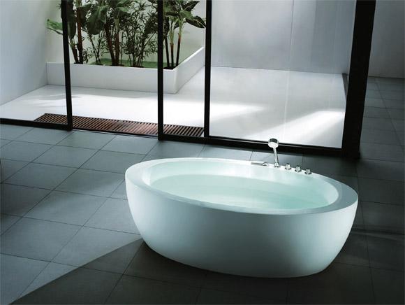 VikingBad-Oval-badekar