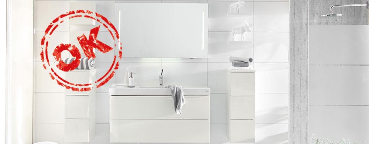 Slik sjekker du om produktene du kjøper til badet har god kvalitet