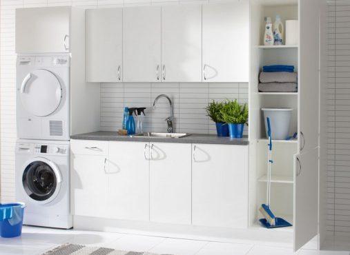 Løsninger for vaskerommet