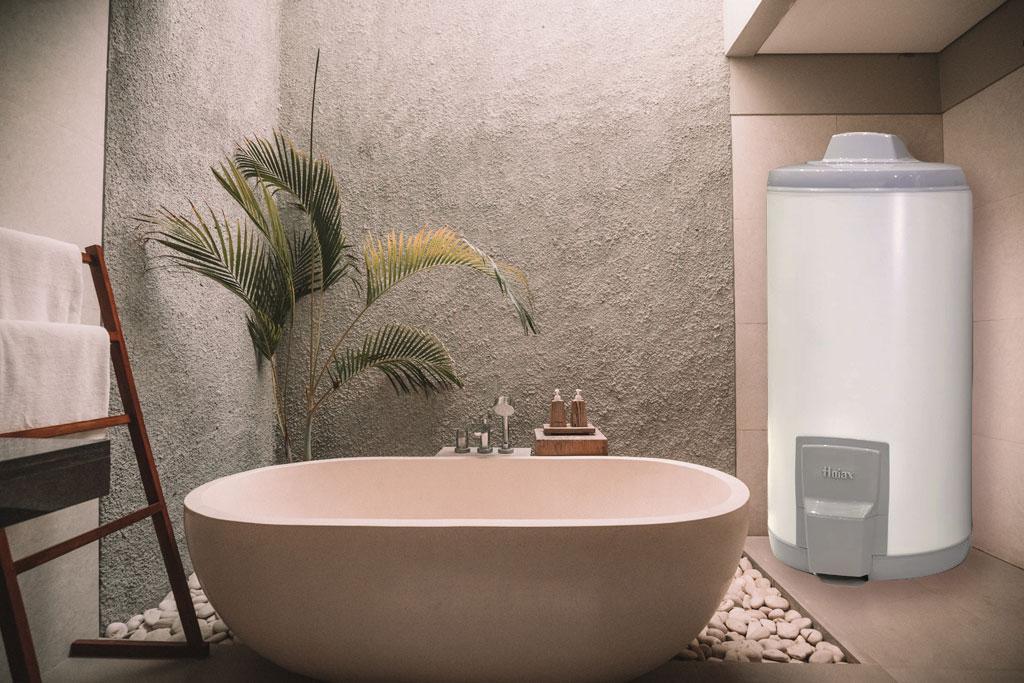 Varmtvannsberederen Standard 200 I fra Høiax er en klassiker.