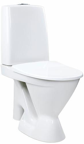 Seven D-toalett fra Porsgrund bad