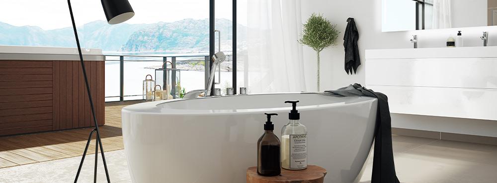 Finn ditt perfekte badekar