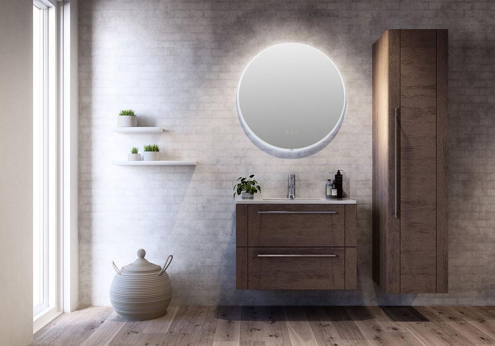 runde speil er trendy i 2019