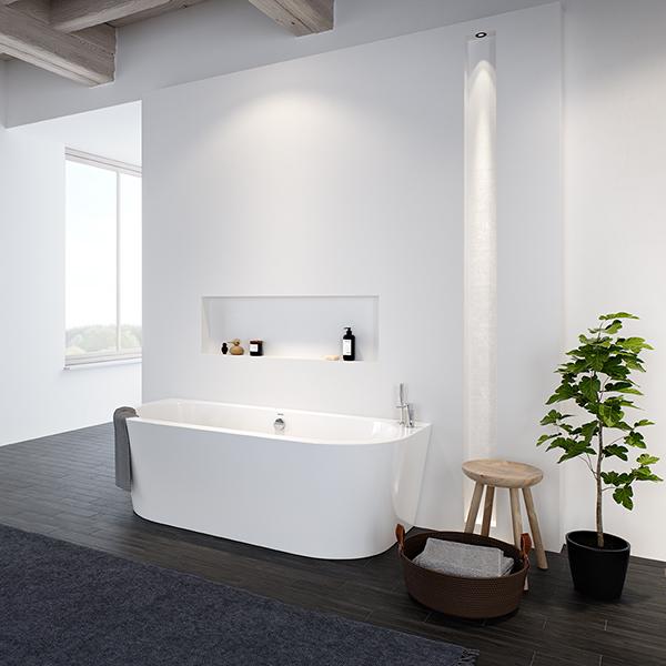 badekar fra Strømberg
