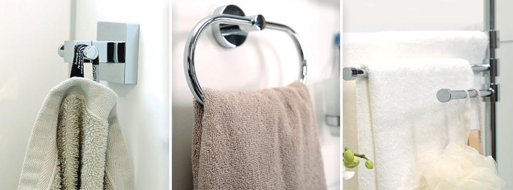 10 «must haves» til badet ditt