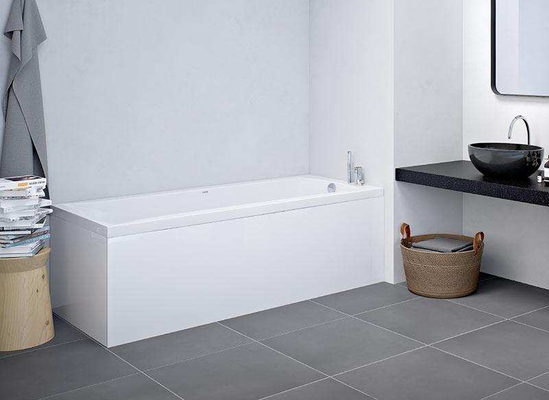 Delta-badekar fra Strømberg