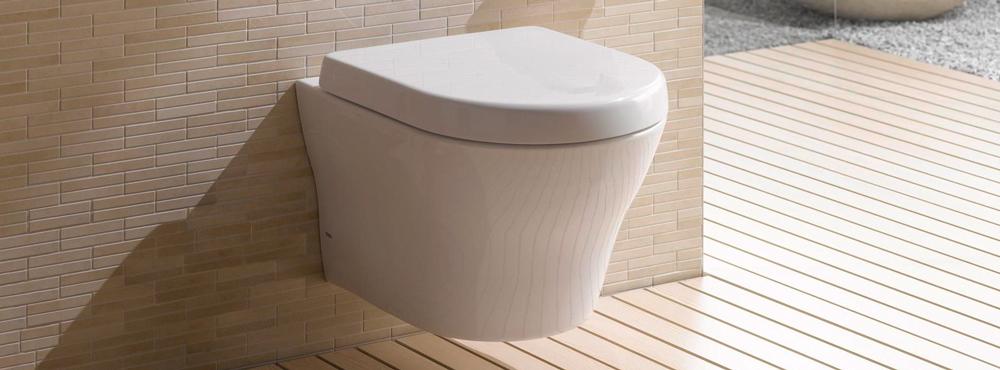 Få bedre plass med vegghengt toalett