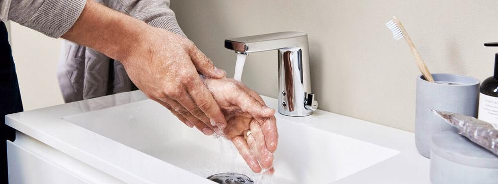 God håndvask er det viktigste smitterådet